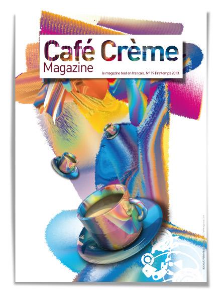 Café Crème . Magazine Marbella