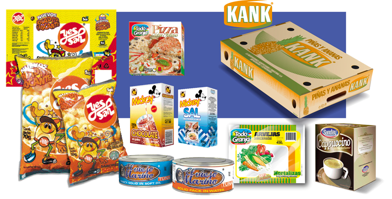 Other Packagings